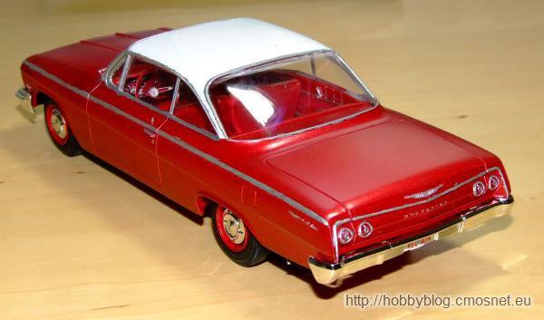 Chevrolet BelAir '62, AMT/ERTL, skala 1:25