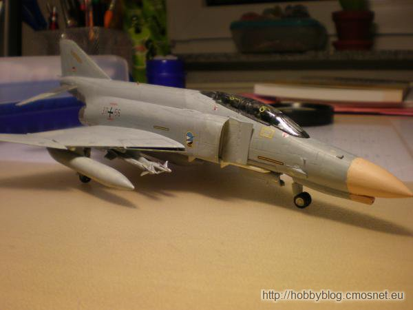 F-4F Phantom II, Revell 04615, 1:72